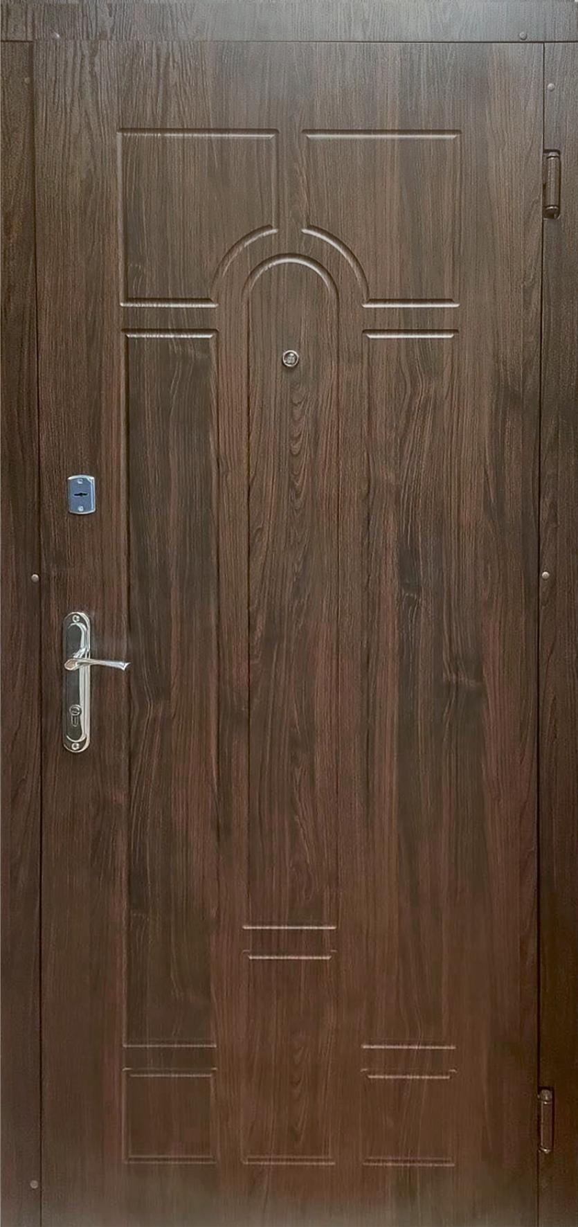Вхідні двері ТМ «Lvivski New» серія «Klassik New1»LV-105(860)