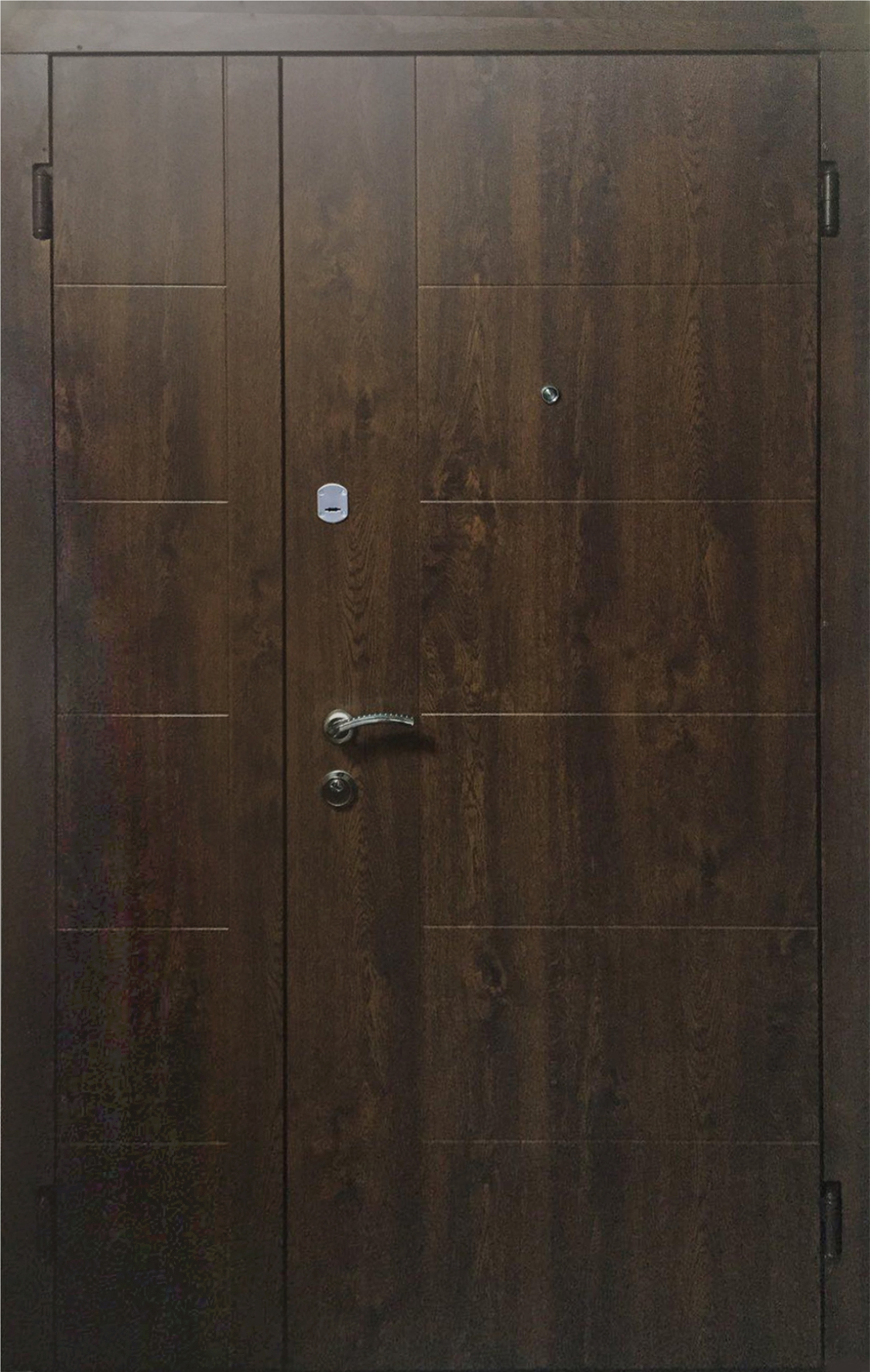 Вхідні двері ТМ «Lvivski New» серія «Optima NEW»LV_271(1200)VIN